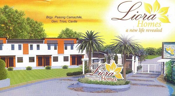 Liora Homes Gen. Trias Cavite