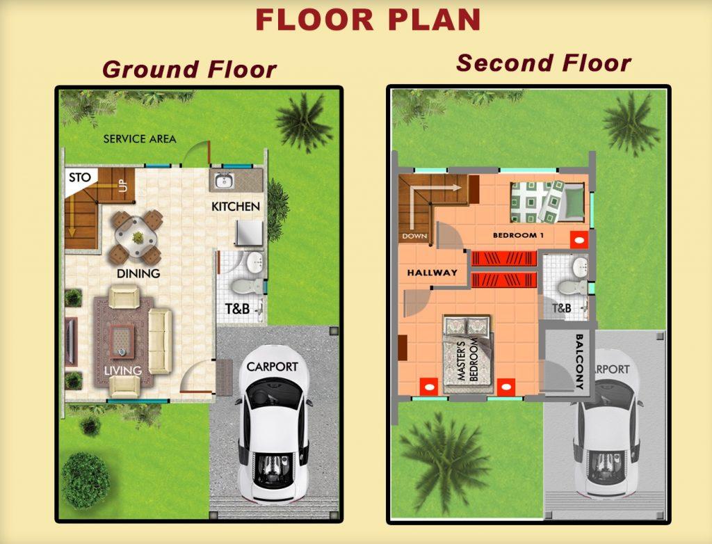Brenda Floor Plan